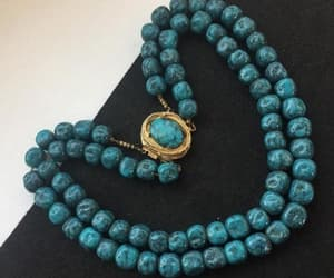 etsy, turquoise jewelry, and multi strand image