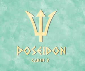 greek, poseidon, and pjo image