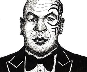 boxer, caricatura, and cartoon image
