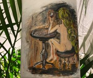 aesthetic, art, and Nude image