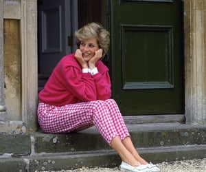 1980s, 80s, and princess diana image