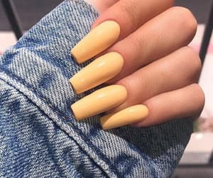 chic, cool, and nails image