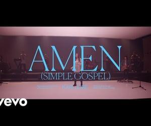 amen, christian music, and worship music image
