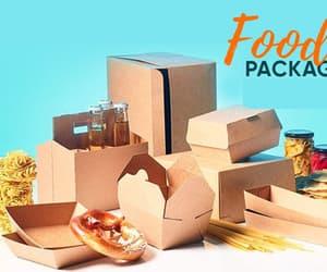 food packaging, food packaging boxes, and custom food packaging image