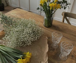 🌼| Springtime Table with a Daffodil Centerpiece Daffodils for Spring | Tumblr