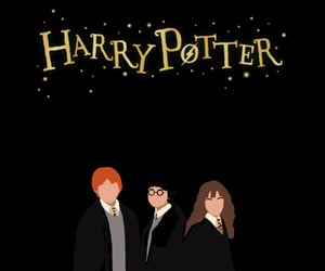 harrypotter, jkrowling, and ronweasley image
