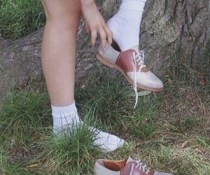 2000s, lolita, and woods image