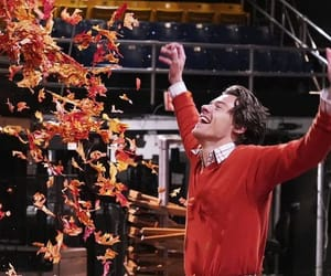 Harry Styles, autumn, and snl image