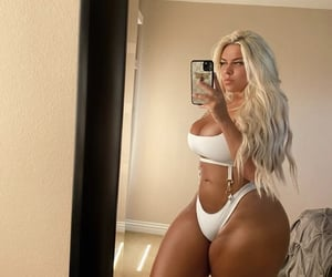 bbw, big ass, and plus size image