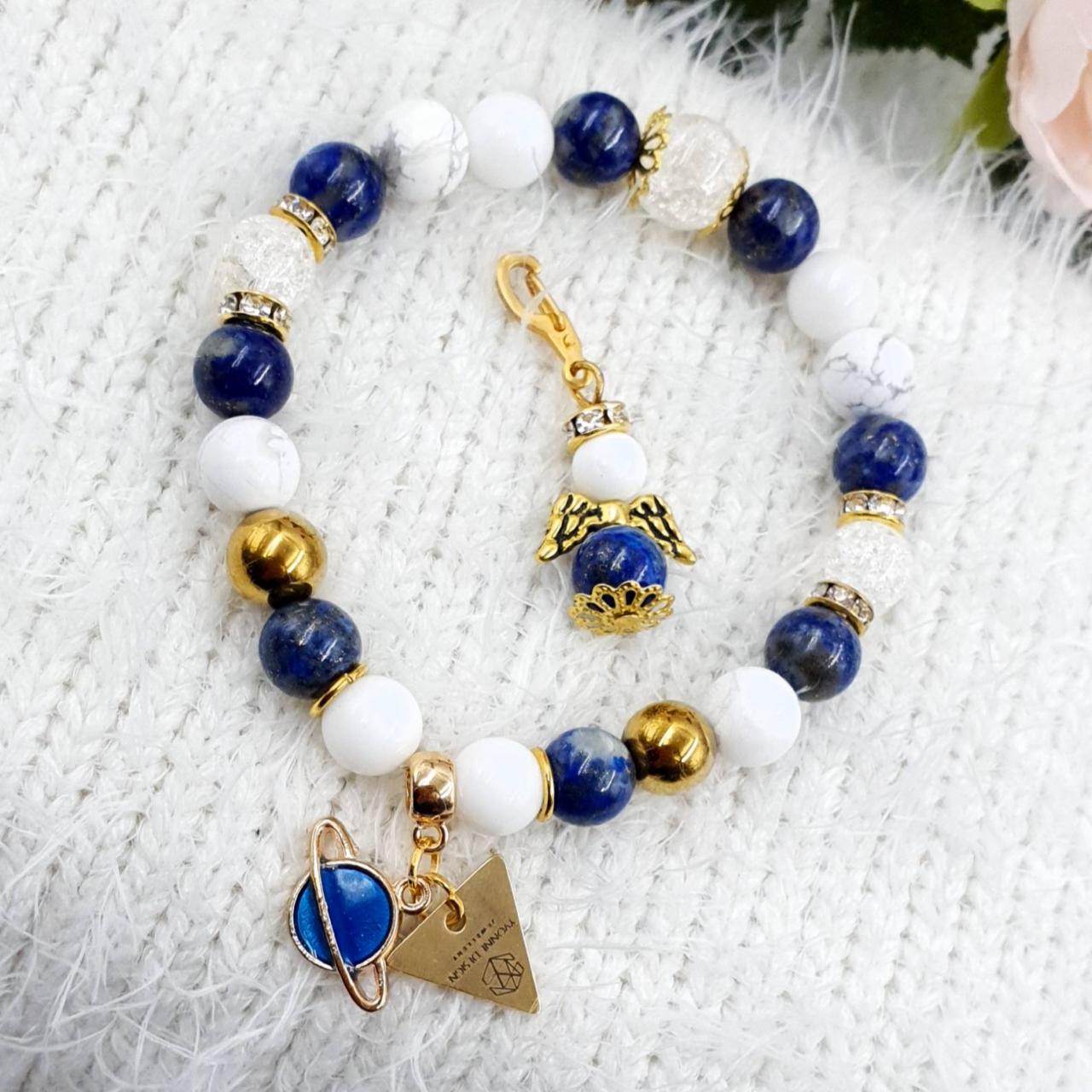 bracelets, planet, and yvonne image