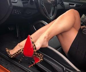 classy, feminine, and heels image