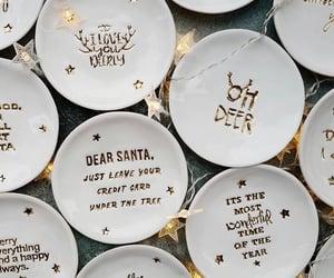 christmas, photo, and decor image