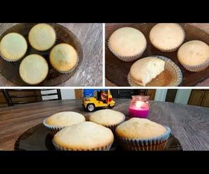 baking, cake, and cupcake image