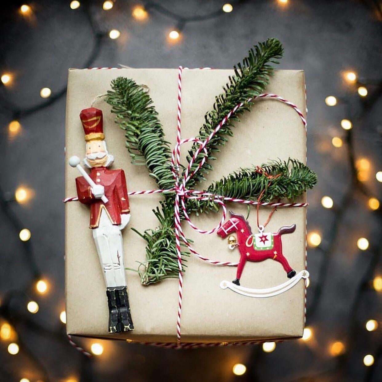 christmas, gift, and light image