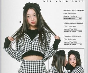 catalog, clothes, and editing image