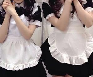 japan and maid image
