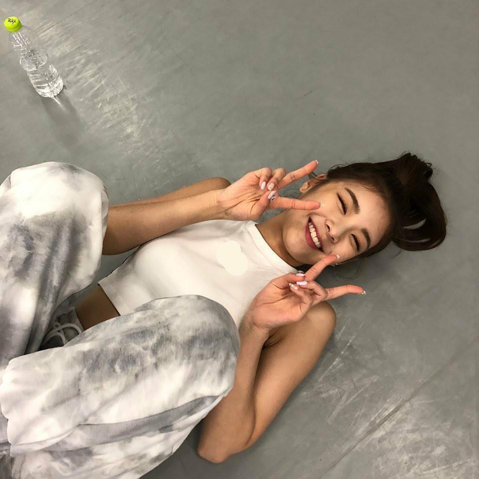 girls, kpop, and JYP image
