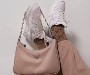 fashion, fashionable, and Prada image