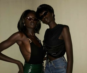 models, supermodels, and sudanese image