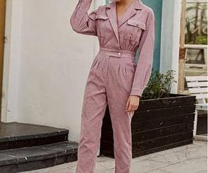 fashion, pink, and matching set image