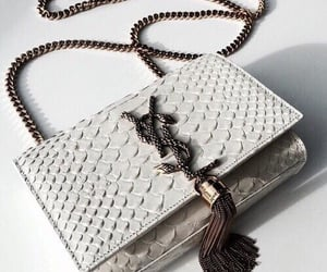 accessoires, white, and bags image