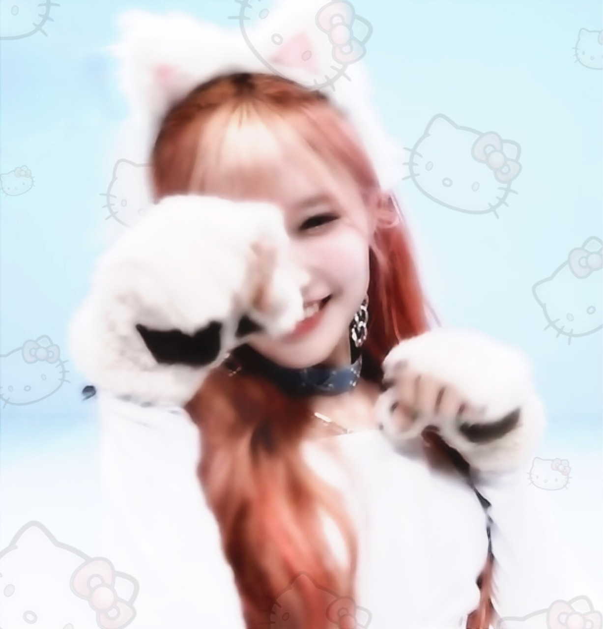 fromis_9, catgirl, and hayoung image