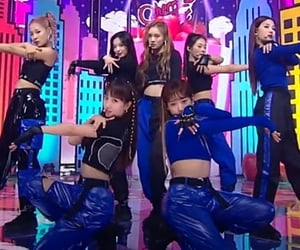 stage, cherry bullet, and hands up image