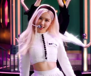 gif, park chaeyoung, and gifs blackpink image