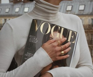 girl, vogue, and accessories image