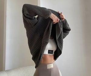 basic, beautiful, and fashion image