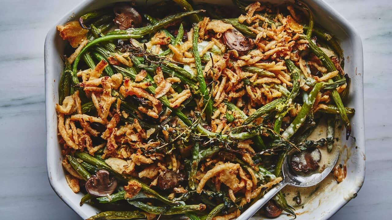 bake, cream, and garlic image