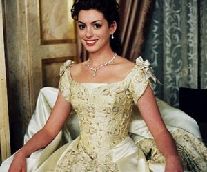 Anne Hathaway, princess, and royalty image