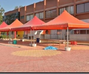 awning in vadodara and canopy covering in surat image