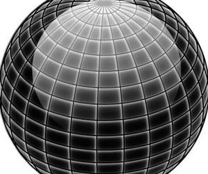 icon, globe, and aesthetic image