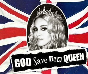 madonna, Queen, and queen of pop image