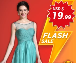 party dress, christmas sale, and bridesmaid dress image