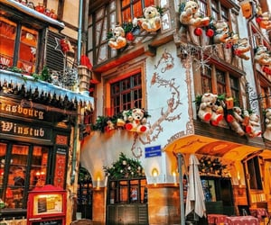 🎈 Christmas decorations in Alsace, France🎈  Go check my gallery called 'winter things' I upload images every day from all over the world