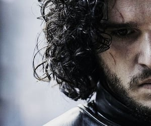 jon snow, a song of ice and fire, and aegon targaryen image
