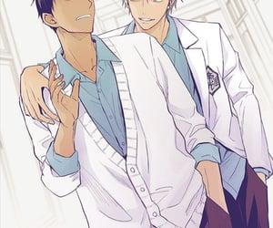 aomine daiki, anime, and handsome image