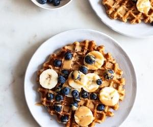 beautiful, fashion, and waffle image