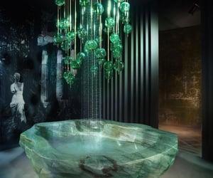 bathroom, beautiful, and fashion image