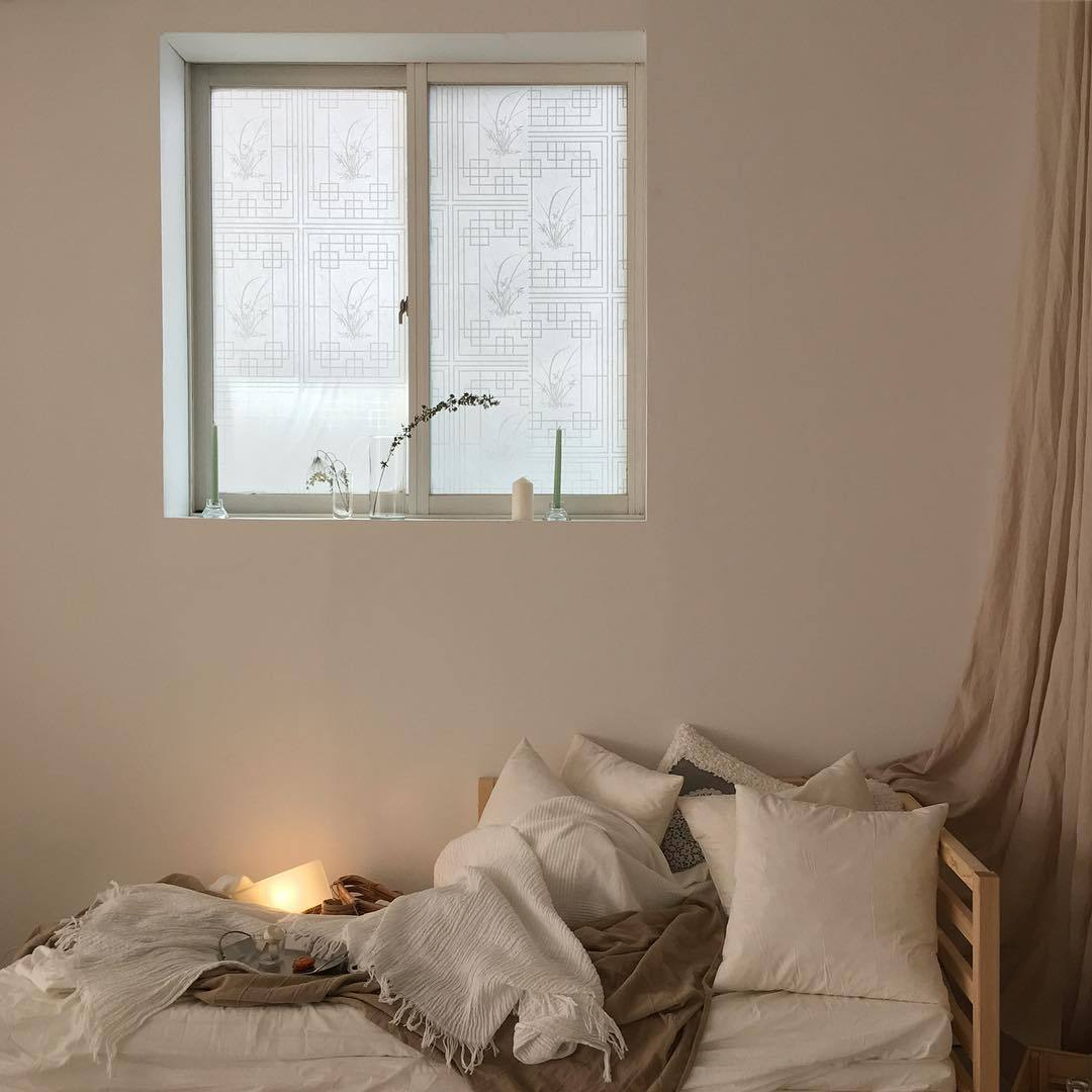 home, interior, and beige image