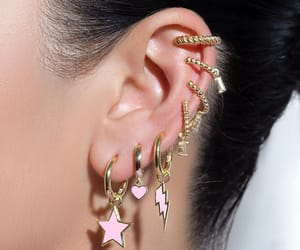 jewelry and piercing image