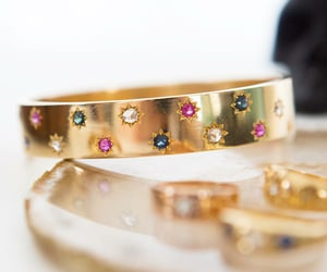 bangle, bijoux, and bling image