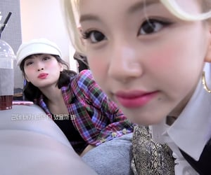 kpop, chaeyoung, and momo image