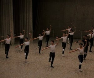 aesthetic, ballet, and dancing image