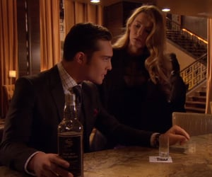 blakelively, chuckbass, and serenavanderwoodsen image