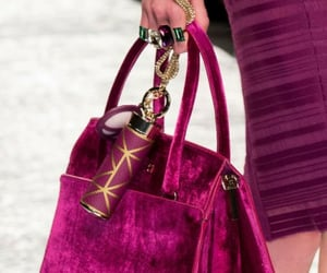 accessories, fuschia, and ss17 image