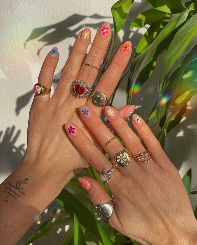 indie, jewelry, and nails image