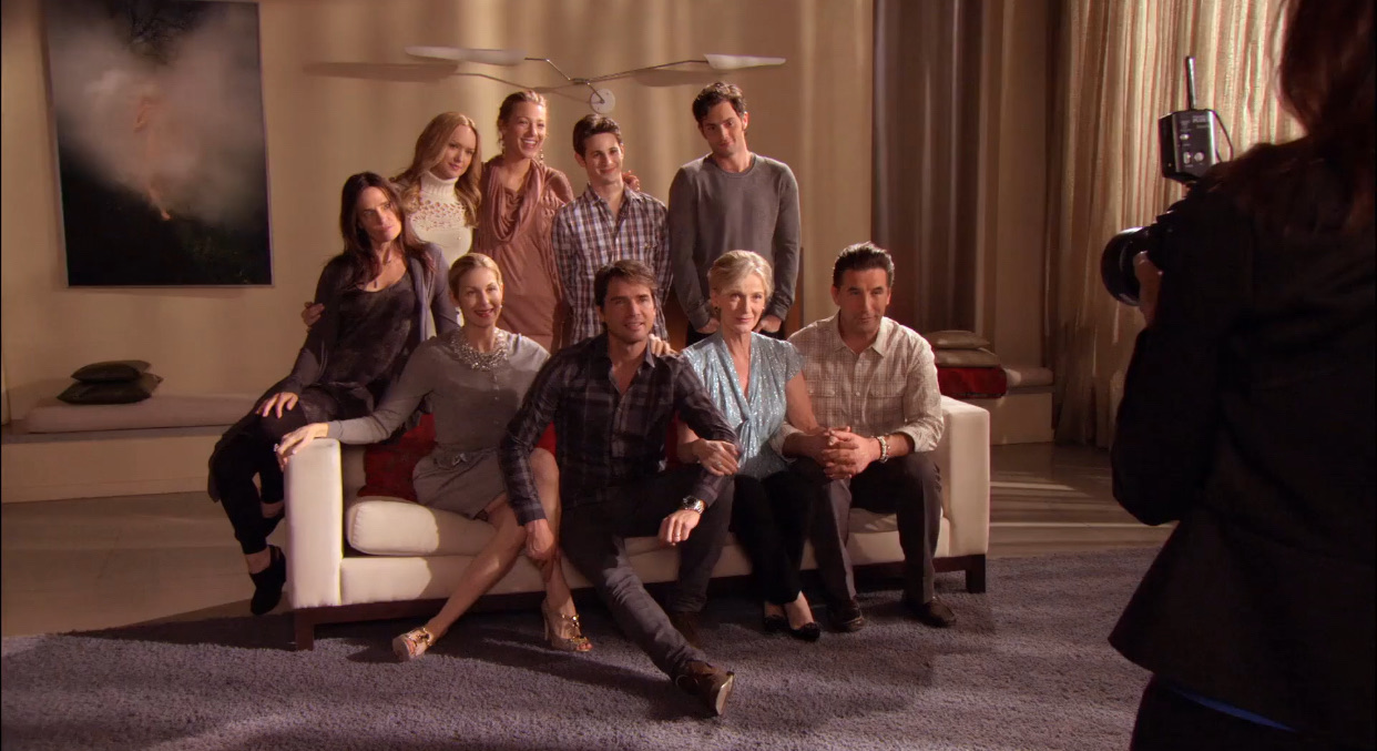 family, uppereastside, and gossipgirl image